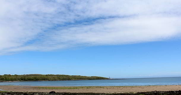 Garlieston Beach