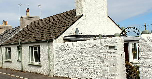 The Spinney Holiday Cottage Garlieston